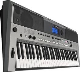 Yamaha PSR-E443 Keyboard - Frontansicht